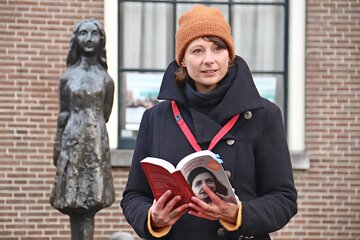 Anne Frank tour of the Jewish quarter in German