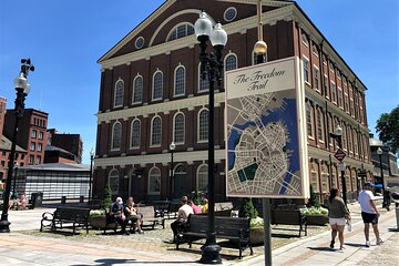 Boston Freedom Trail & North End Neighborhood Morning Walking Tour