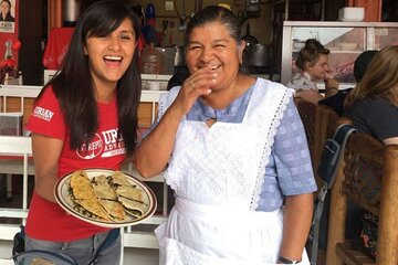 Small Group or Private Mexico City Market Secrets & Cooking Class Tour