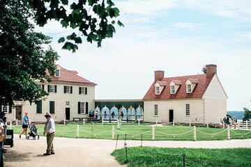 George Washington's Mount Vernon & Old Alexandria Half-Day Guided Tour from DC