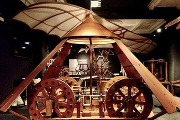 Leonardo Interactive Museum® Entrance Ticket