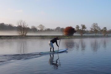 Stand Up Paddle Board around Richmond Park