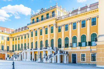 Schonbrunn Palace Private Tour with Skip-the-line Ticket
