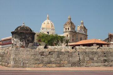 Cartagena City Tour with View from the Highest Point