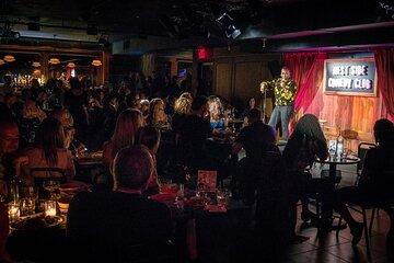 NYC Upper West Side Comedy Club Admission Ticket