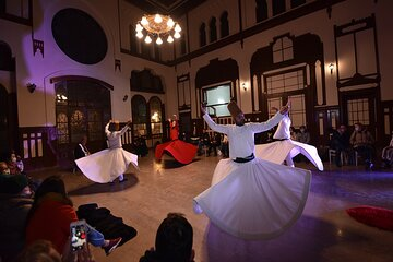 Whirling Dervish Ceremony Tickets in Istanbul
