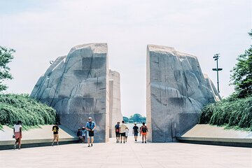 3-Hour Washington DC Morning Monuments Sightseeing Tour with Photo Stops