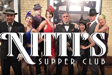 Nitti's Supper Club Tickets