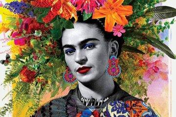 Frida & Diego (Xochimilco, Coyoacán and the University City)
