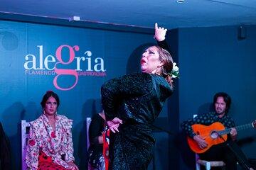 Flamenco Show Tickets - Tablao Alegría