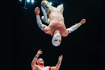 Turiluchas Amazing Wrestling Show