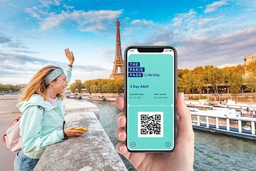 The Paris Pass with 75+ Attractions, Museums & Tours