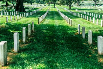 Guided Grand Tour of Washington DC with Arlington Cemetery Entry