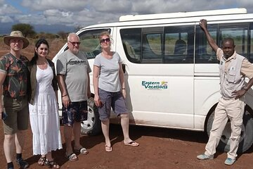 3 Days Tsavo East & West Safari from Diani Beach Mombasa