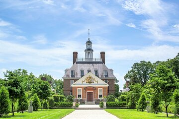 Colonial Williamsburg, Jamestown Settlement, American Revolution Museum from DC