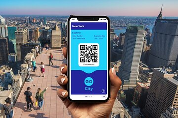 Go City: New York Explorer Pass - Choose 2, 3, 4, 5, 6, 7 or 10 attractions