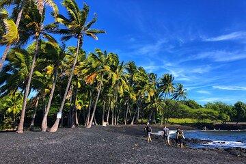 Small-Group Big Island Tour: Hawaii Volcanoes National Park and Kona Coffee Farm