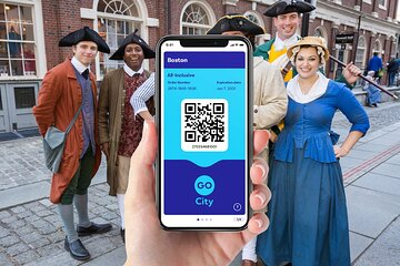 Go City: Boston All-Inclusive Pass with 40+ Attractions and Tours
