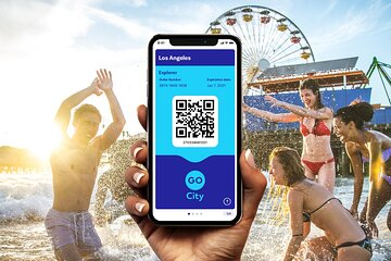 Go City: Los Angeles Explorer Pass - Choose any 2, 3, 4, 5 or 7 Attractions