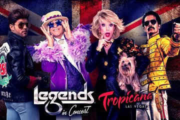 Legends in Concert at the Tropicana Las Vegas