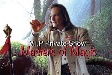 Private Masters of Magic Show