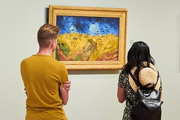 Skip the Line to the Van Gogh Museum and Access to the Tours in Amsterdam