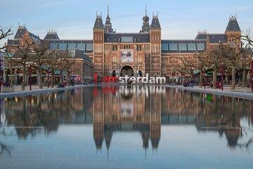 Skip-the-line to the Amsterdam Rijksmuseum & Amsterdam experience