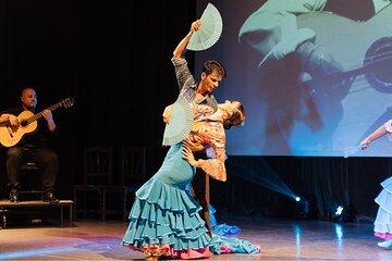 Spanish Flamenco Show in Puerto de la Cruz