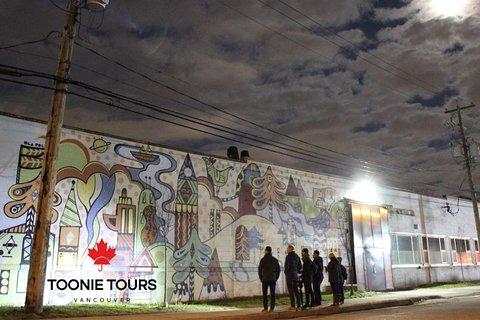 Tour depiction