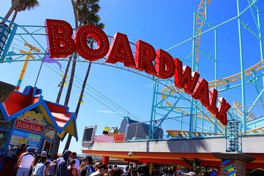 santa cruz beach boardwalk prices
