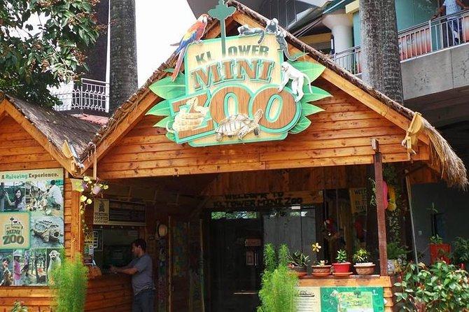 Skip the Line: KL Tower Mini Zoo Admission Ticket in Kuala Lumpur