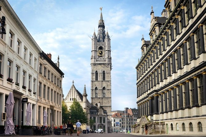 Skip the Line: Belfort of Ghent Entrance Ticket