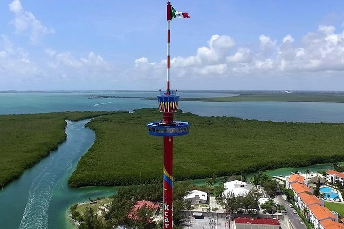 Cancun Torre Escenica General Admission Ticket
