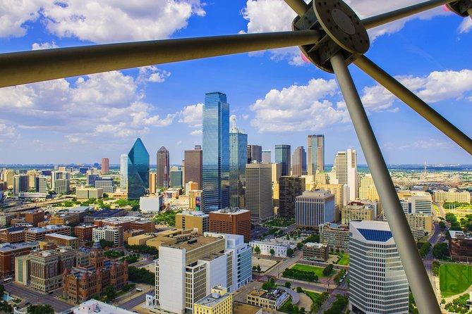 Ingresso para Observação GeO-Deck da Reunion Tower de Dallas