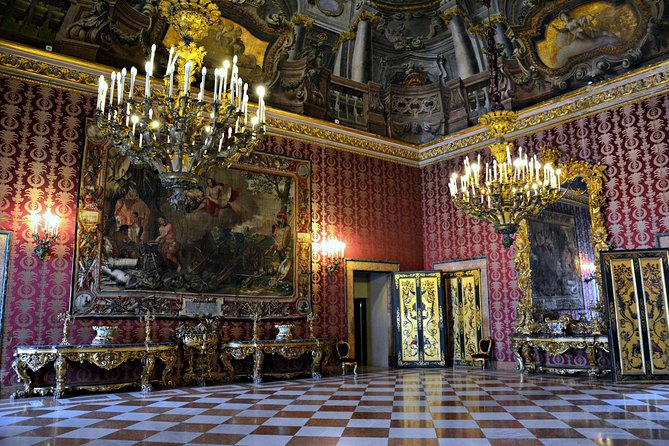 Skip the Line: Royal Palace of Naples Entrance Ticket
