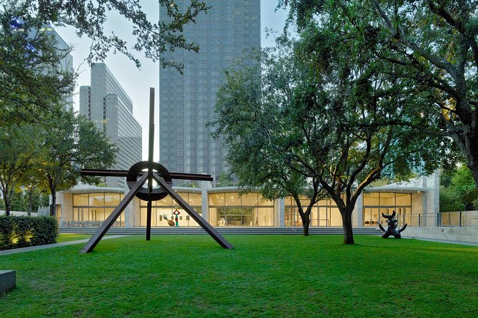 Nasher Sculpture Center Admission photo 1