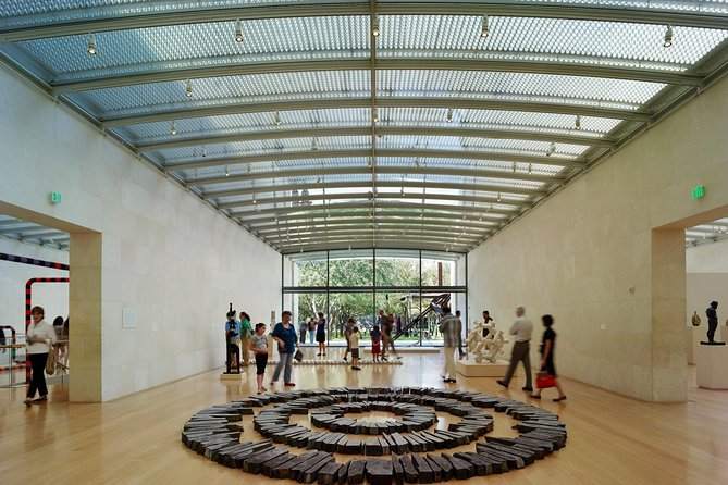Nasher Sculpture Center Admission photo 2