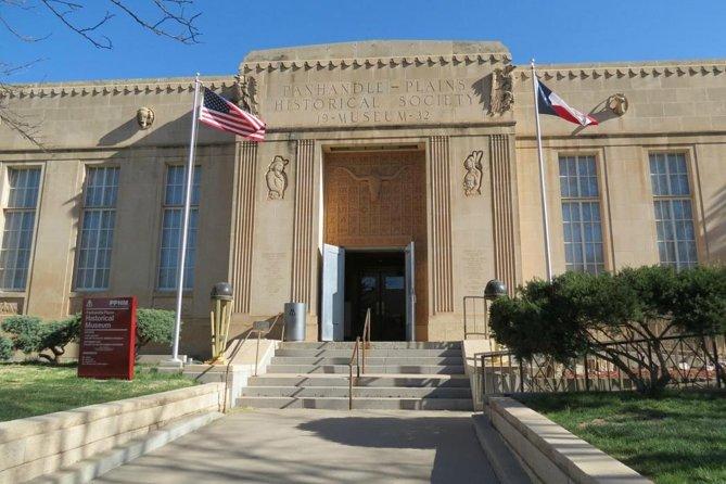 Panhandle-Plains Historical Museum Admission