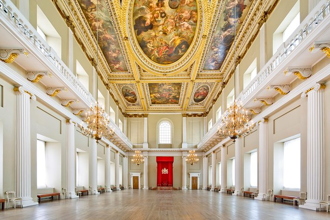 Banqueting House Entrance Ticket in London