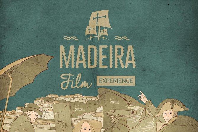 Entrada a la experiencia cinematográfica de Madeira