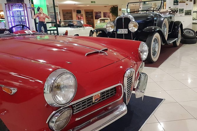 Skip the Line: Malta Classic Car Museum Admission Ticket