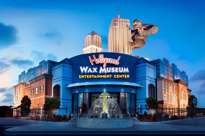 Hollywood Wax Museum Entertainment Center All-Access Pass Myrtle Beach