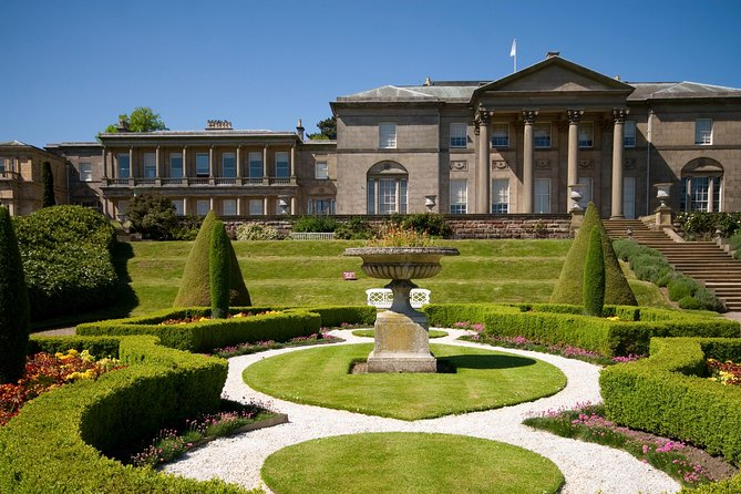 Skip the Line: Tatton Park Entry Ticket Including Mansion, Gardens and Farm