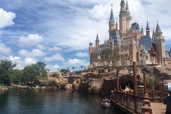 Ingresso para o Shanghai Disneyland