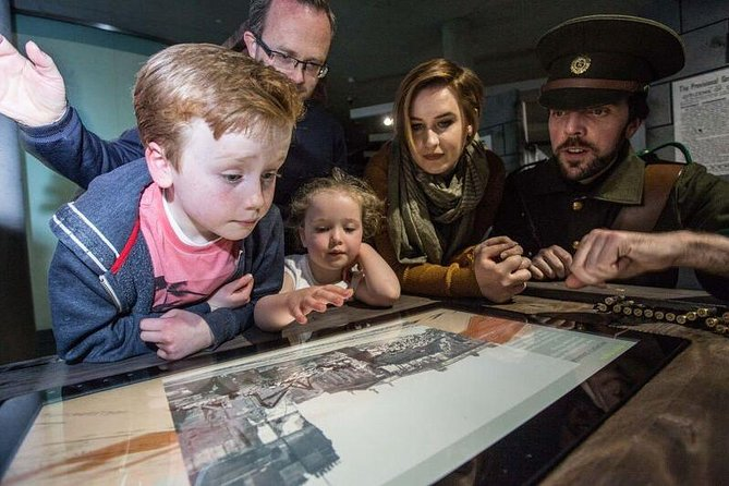Skip the Line: GPO Witness History Visitor Centre Admission Ticket