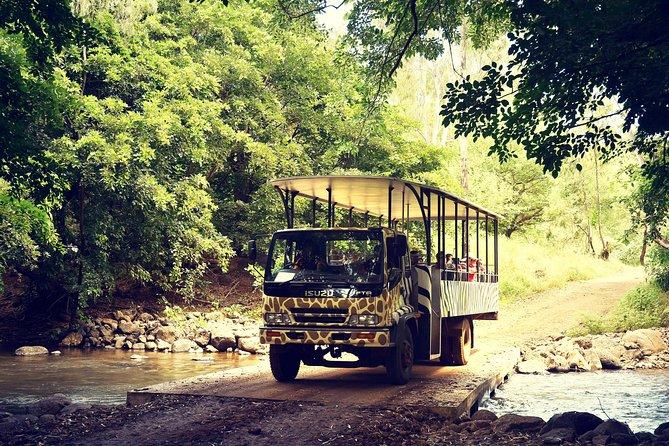 Casela World of Adventures-Eintrittskarte