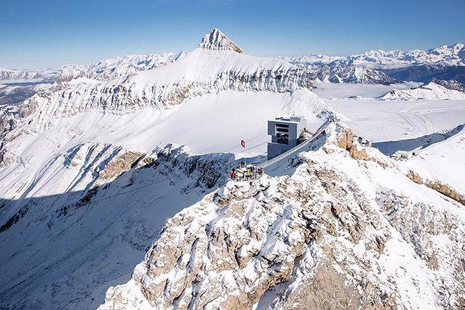 Top of Glacier 3000