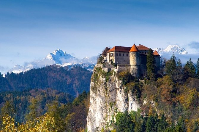 Skip the Line: Bled Castle Admission Ticket