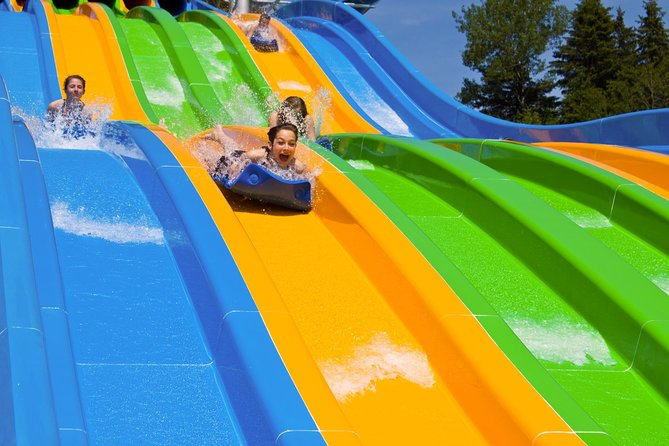 Skip the Line: Waterpark - Village Vacances Valcartier Ticket photo 1