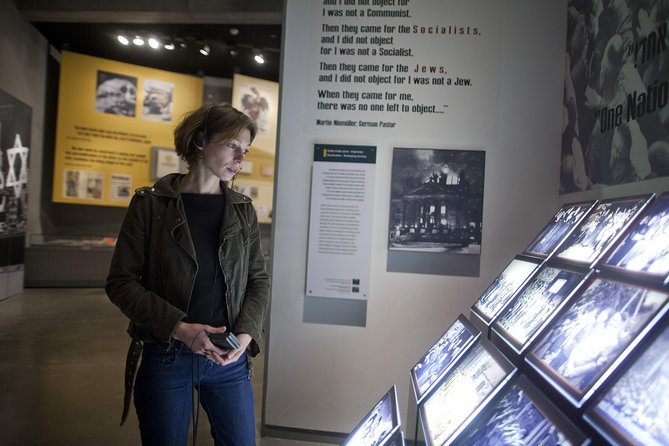 Skip the Line:1.5Hour AudioTour - Yad Vashem Holocaust Remembrance Center Ticket